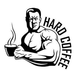 Hard coffee