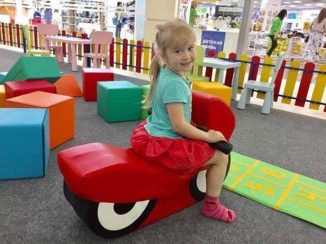 Детская площадка ПАРК ХАУС