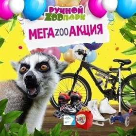 Акция в сети магазинов «Ручной зоопарк»