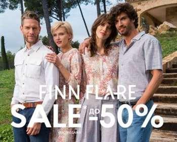 Sale до −50% вFinn Flare