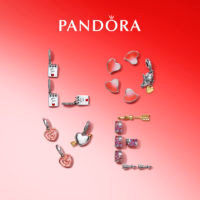 Valentine's Day collection from PANDORA.