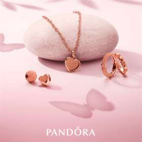 New collection — Pandora Garden