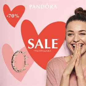 Pandora final sale! Upto−70%!